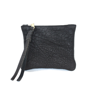 Black Bison Small Pouch