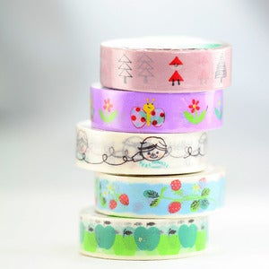 Image of Playful Washi Tape