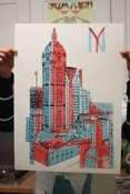 Image of Will Berry - NY Screen Print