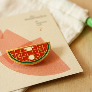 Image of Playground Pins: Watermelon