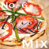 Image of No. 6 Artisan Pizza Dough Mix 11 oz. Bag