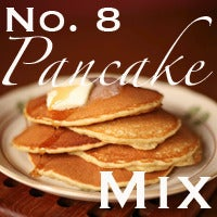 Image of No. 8 Golden Pancake Mix 12 oz. Bag