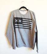 Image of SLOTH America Crew Neck Jumper