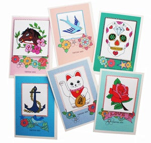 Image of Tattoo You Cards