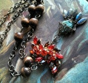 Image of Star Gazer Boho Necklace