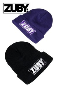 Image of Team Zuby Knitted Beanie