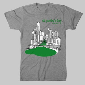 Image of Chicago St. Patrick's Day T-Shirt