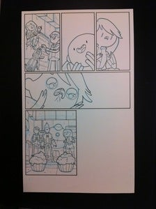 Image of Bravest Warriors - Issue 1, Page 5
