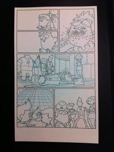 Image of Bravest Warriors - Issue 2, Page 5