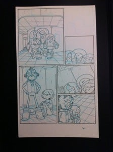 Image of Bravest Warriors - Issue 2, Page 9