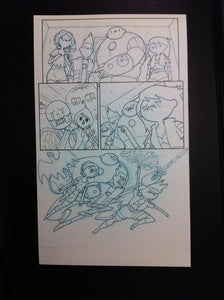 Image of Bravest Warriors - Issue 4, Page 3