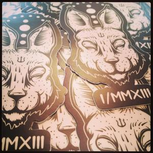 "Image of ""Redux"" Limited Edition Sticker Pack (3)"