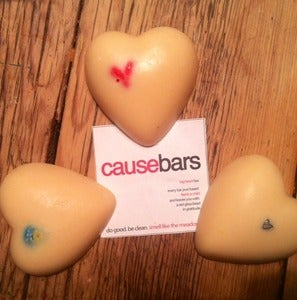 Image of CauseBars (heart) Refill 3-pack