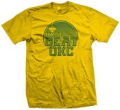 Image of BEAT OKC SHIRT