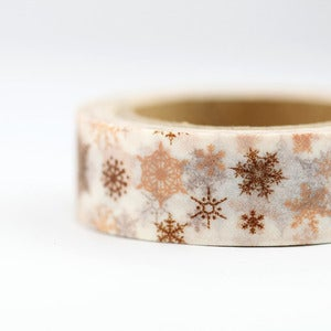 Image of Snowflake Washi Tape