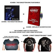 Image of Achren The Forgotten King Tour Bundle