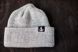 Image of Shorebreak Beanie - Grey