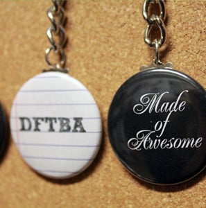 Image of Nerdfighter Keychains