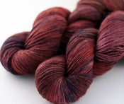 Image of Lady Mary - Sparkly Merino Sock Yarn