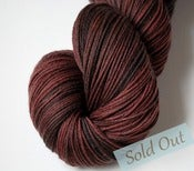 Image of Merlot-  Marionberry Sock