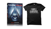 Image of The Great Culling T-Shirt and DVD Sale