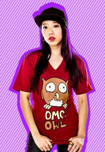 Image of OMG! Owl (women)