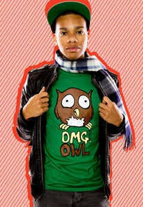 Image of OMG! Owl (men)