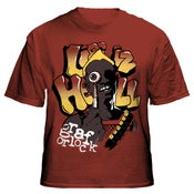 Image of Graf Orlock - Simon Phoenix &quot;Life Iz Hell&quot; Shirt ON SALE $5!