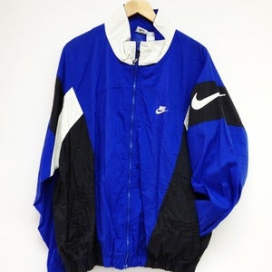 Image of NIKE WINDBREAKER/ BLUE