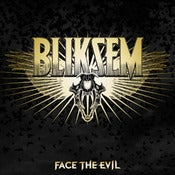 Image of BLIKSEM. Face the Evil LP