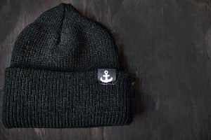 Image of Shorebreak Beanie - Black