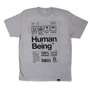 Image of HUMAN BEING - Grey 5th Birthday Limited Edition