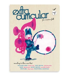 Image of Extra Curricular Issue 9