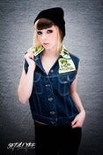 Image of S4L LADIES 'KABU' ONE OF A KIND JEAN JACKET