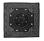 Image of pizza bandana: black