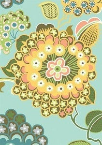 Image of Lucky Flowers Journal By Amy Butler