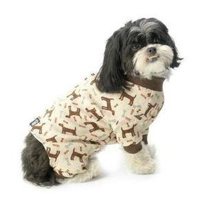 Image of Cuddle Up Thermal Dog Pajamas