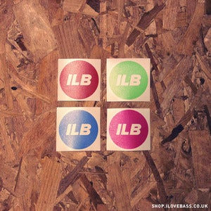Image of Circle ILB Sticker