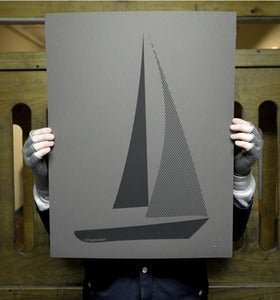 Image of Sailboat (Print)