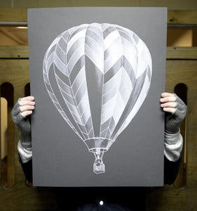 Image of Balloon (Print)