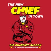 Image of The New Chief In Town