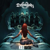 Image of Demigodz - KILLmatic VINYL 2LP [BACK IN STOCK]