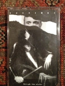Image of PRURIENT - <i>THROUGH THE WINDOW</i> (BLACKESTCS002 TAPE)