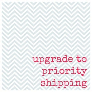 Image of Priority Shipping
