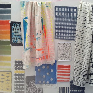Image of 3 DAY EXPERIMENTAL PRINTING & DYEING with JO FOWLES