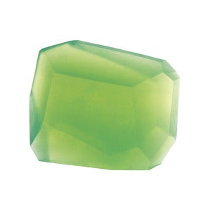 Image of Soap Stones by PELLE: Jade/Eucalyptus Rock 10oz