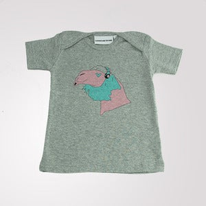 Image of Conrad T shirt Grey