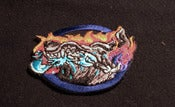 Image of &quot;Molotov Grin&quot; - Patch