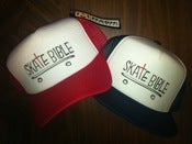 Image of SkateBible trucker cap