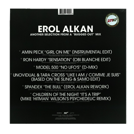 Image of Erol Alkan &quot;Another Selection From a Bugged In / Bugged Out Mix&quot; Double Vinyl